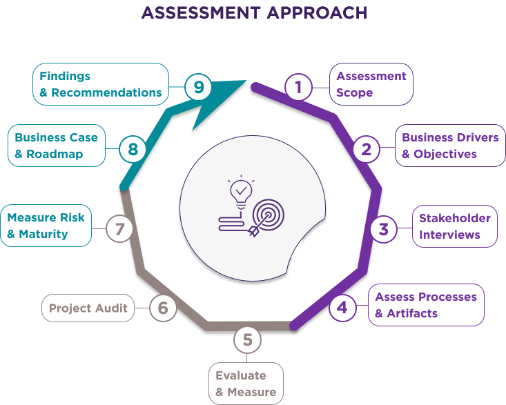 program portfolio management: assessment approach